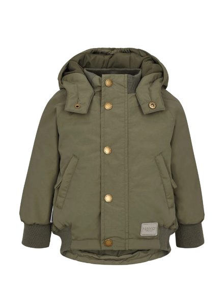 MarMar Technical Outerwear Winterjas Ode | Hunter Green
