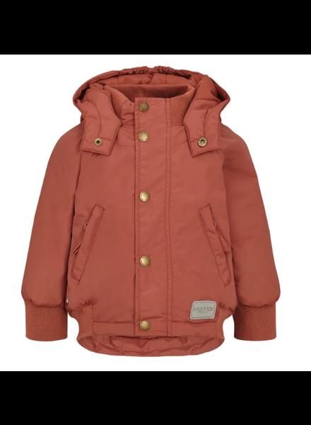 MarMar Technical Outerwear winterjas Ode | Dark Brick
