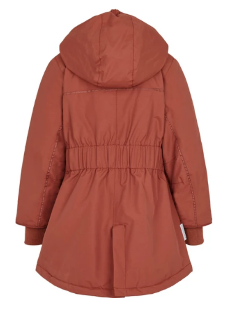 MarMar Technical Outerwear Winterjas | Olga Dark Brick