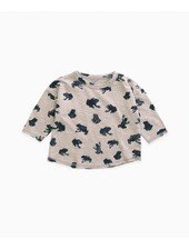 Play Up T-shirt met kikkerprint