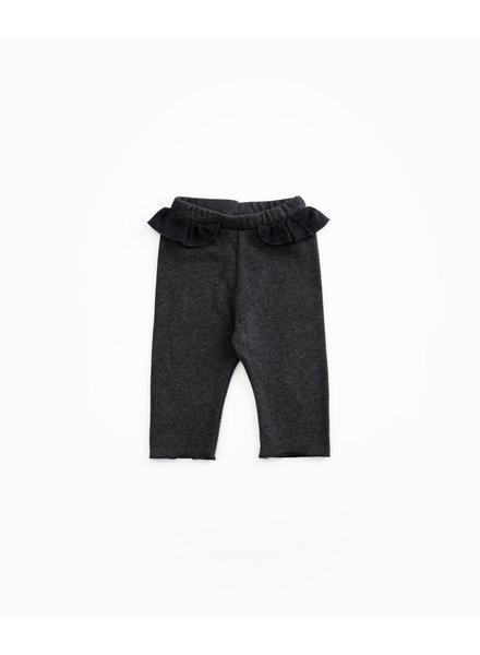 Play Up Legging met frill | Rasp