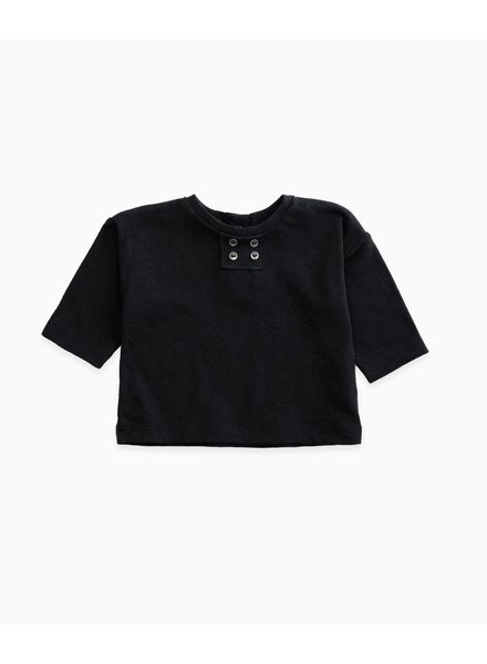 Play Up T-shirt met knoopjes | Ruler