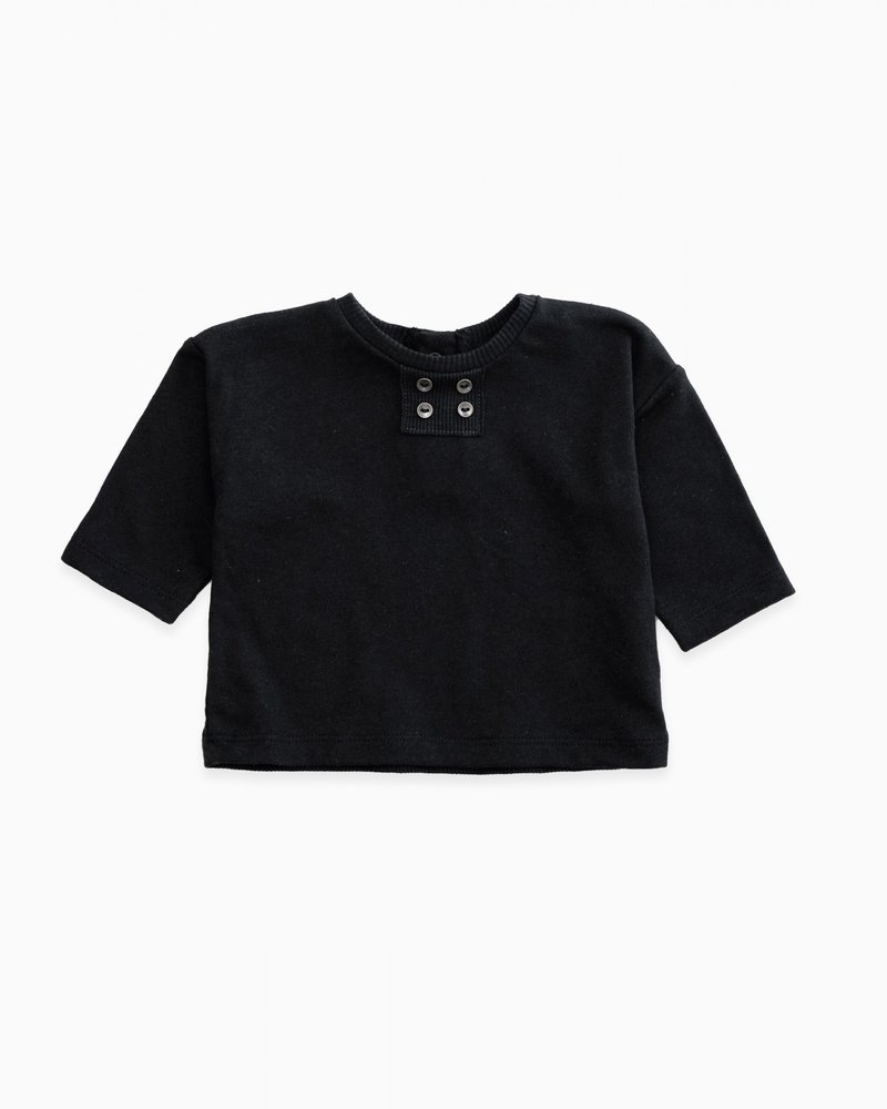 Play Up T-shirt met knoopjes | Ruler
