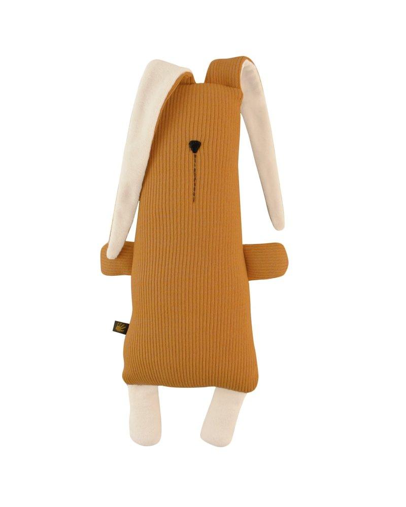 Forgaminnt Knuffel Amber yarn / mustard sunset