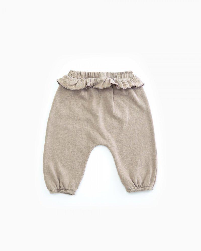 Play Up Warm broekje met fril | Jerónimo