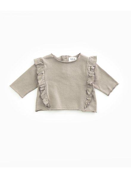 Play Up Sweater met frill | Jerónimo