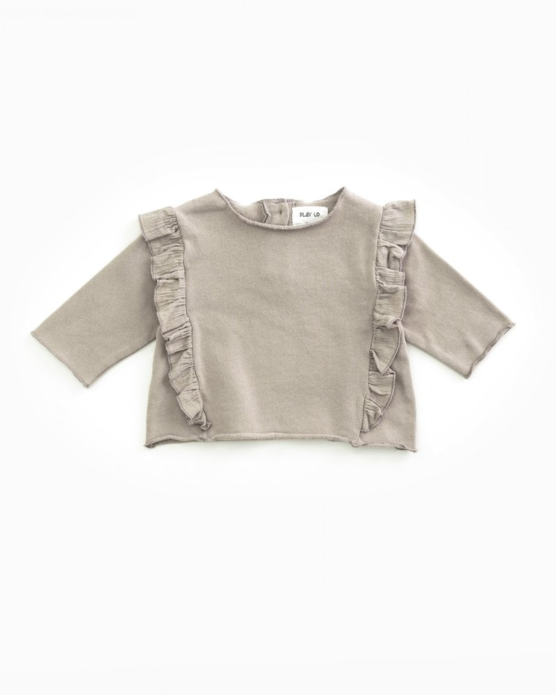Play Up Sweater met frill   Jerónimo