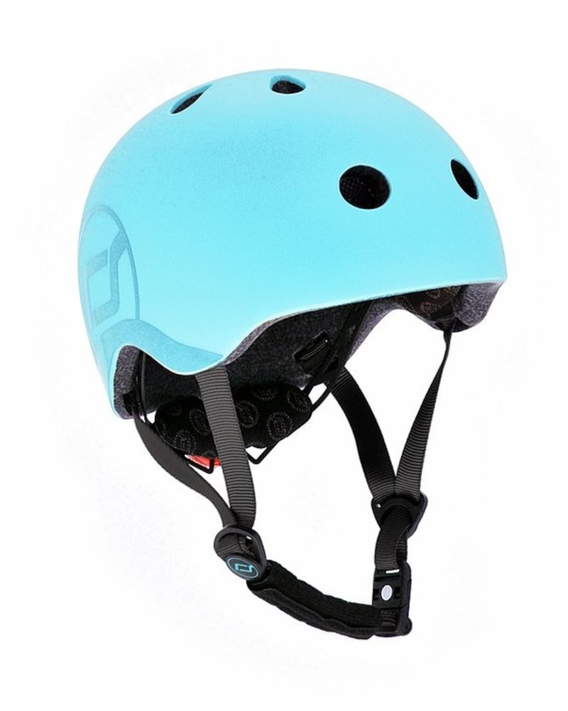 Scoot and Ride Helm S - Blueberry