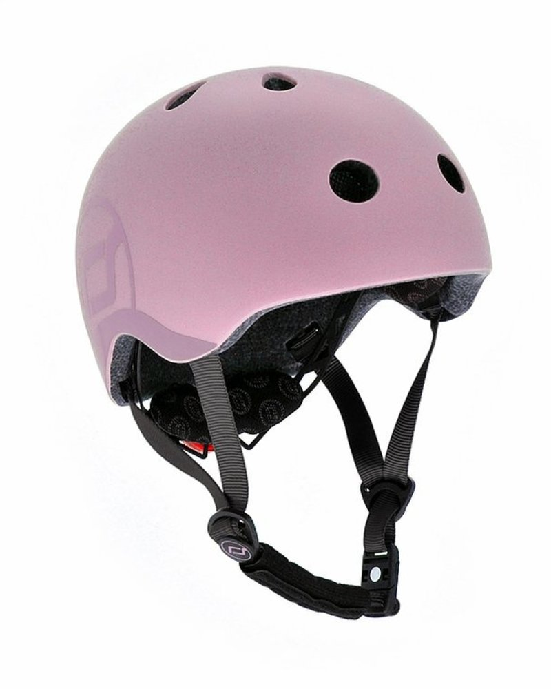 Scoot and Ride Helm S - Rose