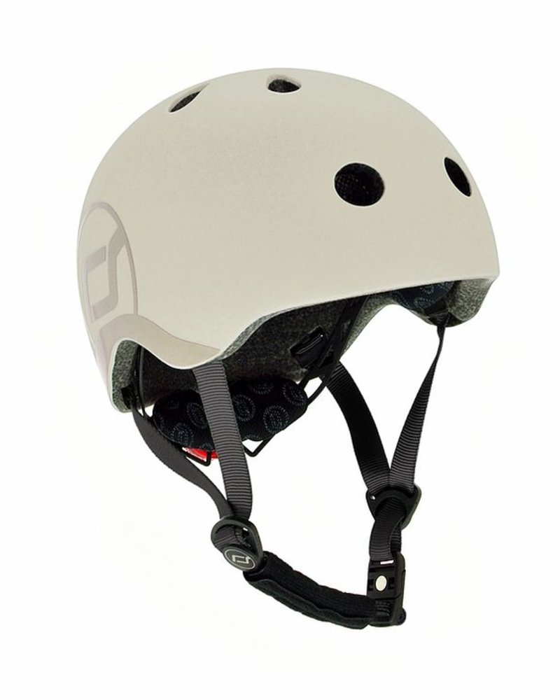 Scoot and Ride Helm S - Ash