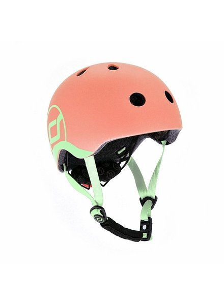 Scoot and Ride Helm XS - Peach