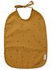 Liewood Lai afwasbare slab | Classic dot Mustard