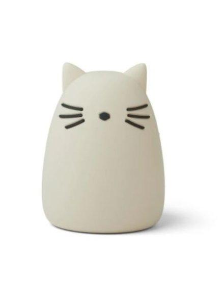 Liewood Winston nachtlamp - Cat sandy