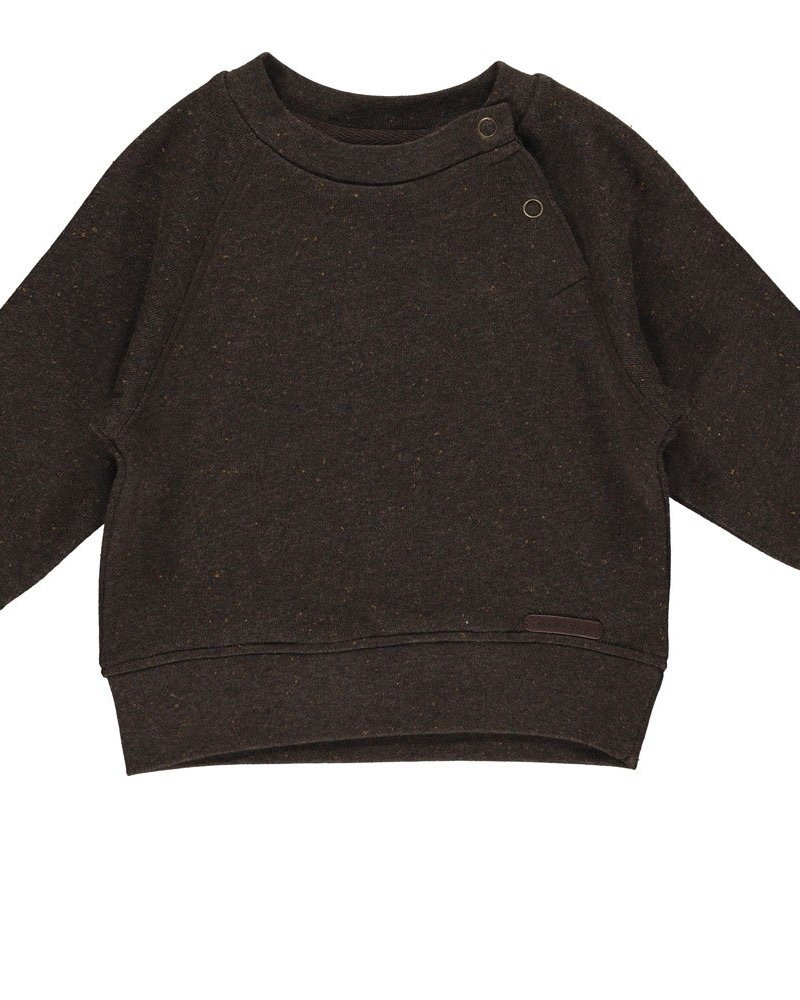 MarMar Thadeus sweater | Dark Chocolate Nebs