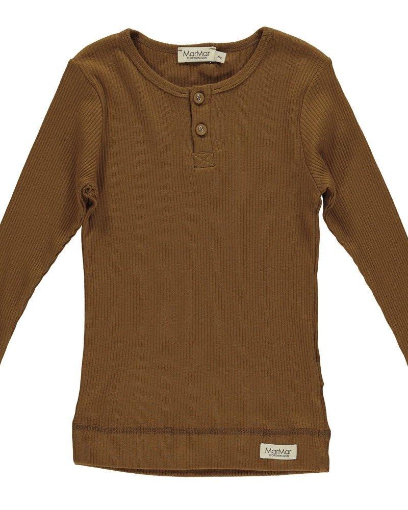 MarMar Longsleeve | Modal | Leather