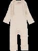 MarMar Pakje   Modal stripes   Rose-Off white