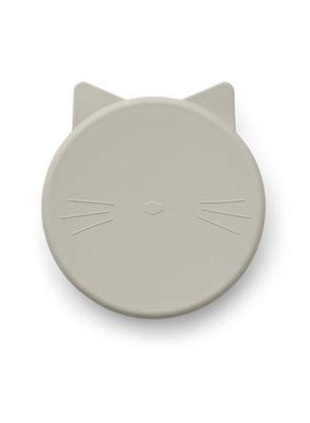 Liewood Cornelius Snack Box | Cat Sandy