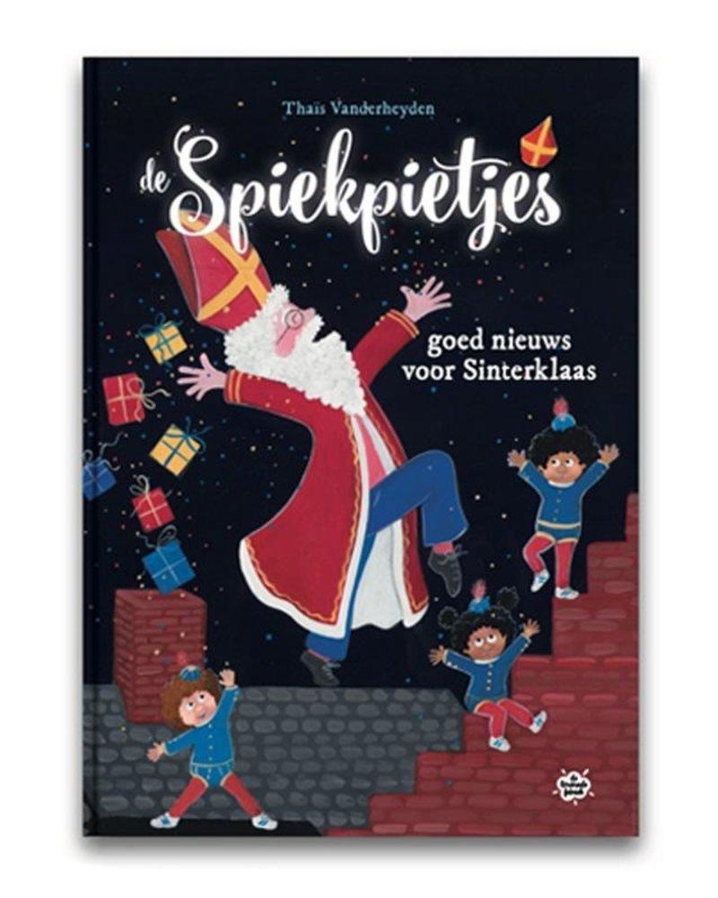 De spiekpietjes | Goed nieuws voor Sinterklaas