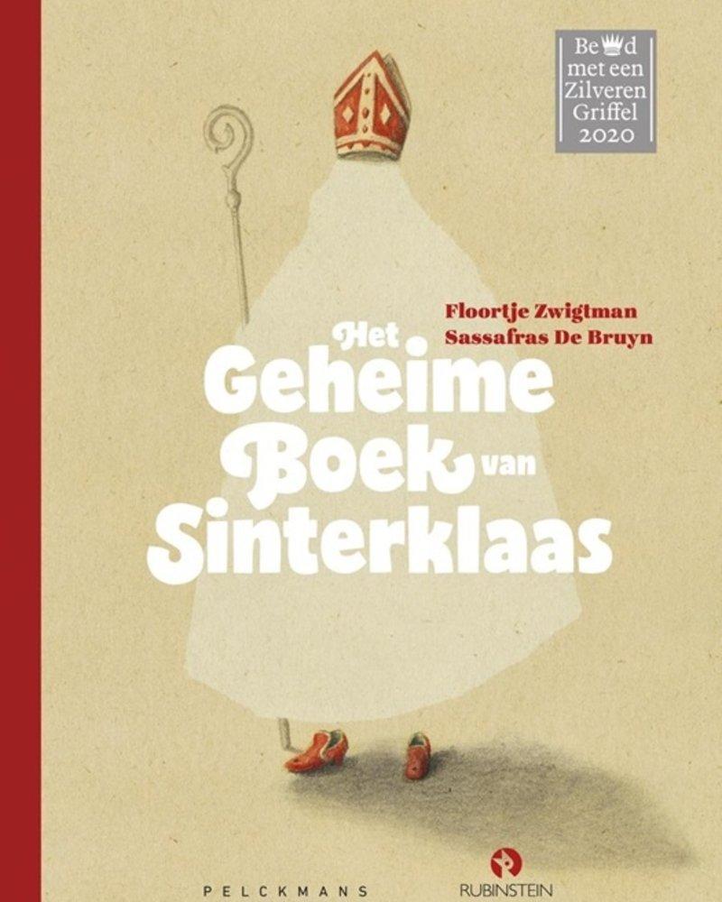 Clavis Het geheime boek van Sinterklaas