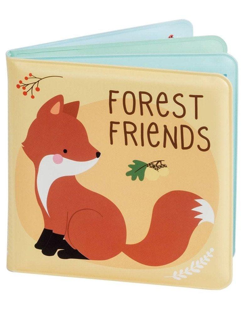 A Little Lovely Company Badboekje | Forest friends