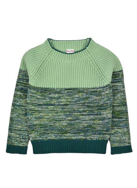 ba*ba babywear Pull | Knitwear green