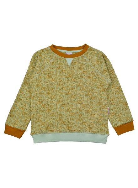 ba*ba babywear Sweater jacquard | Dots green