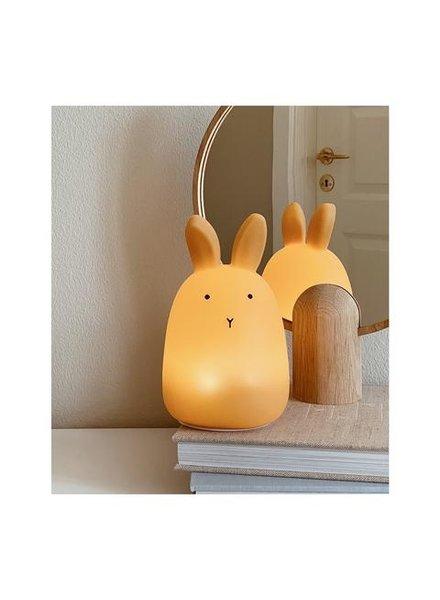Liewood Winston nachtlamp - Konijn yellow mellow