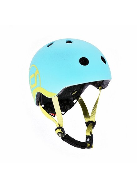 Scoot and Ride Helm XS - Blueberry