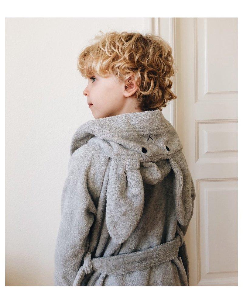 Liewood Lily badjas | Rabbit Dumbo Grey