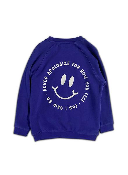 Cos I said so Sweater | Never apologize