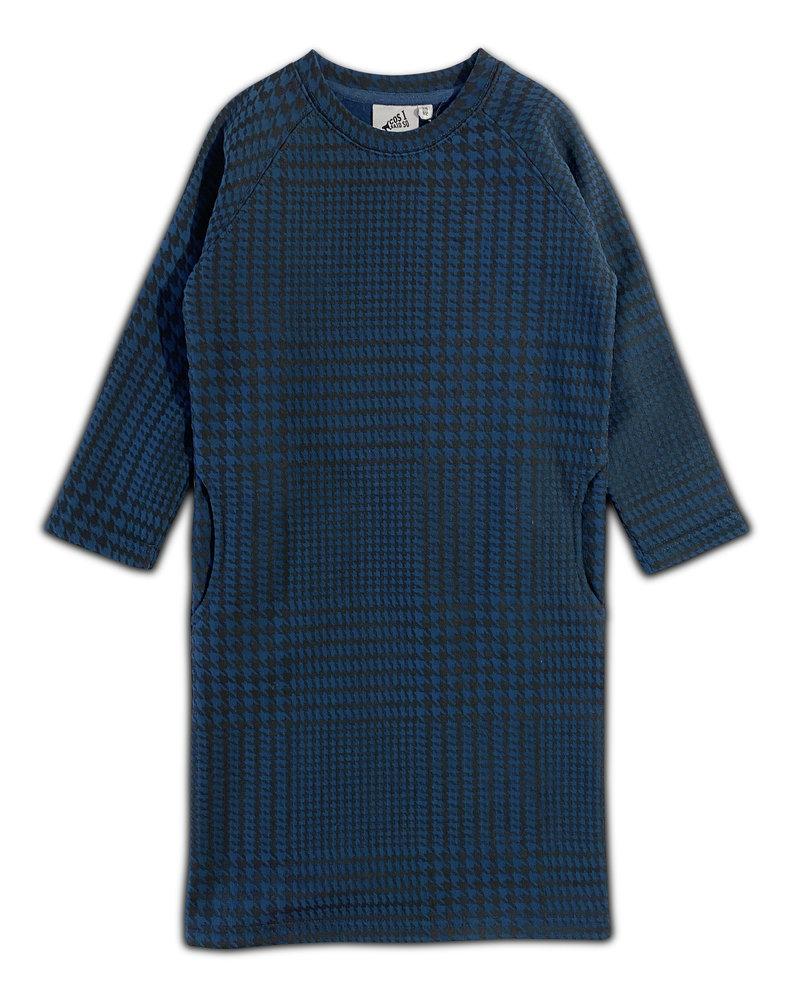 Cos I said so Plaid maxi sweater dress