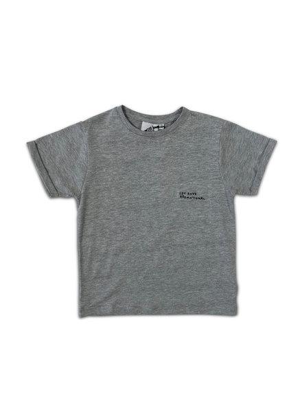 Cos I said so T-shirt | Let boys be emotional