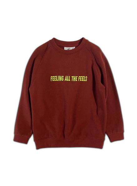 Cos I said so Sweater | All the feels