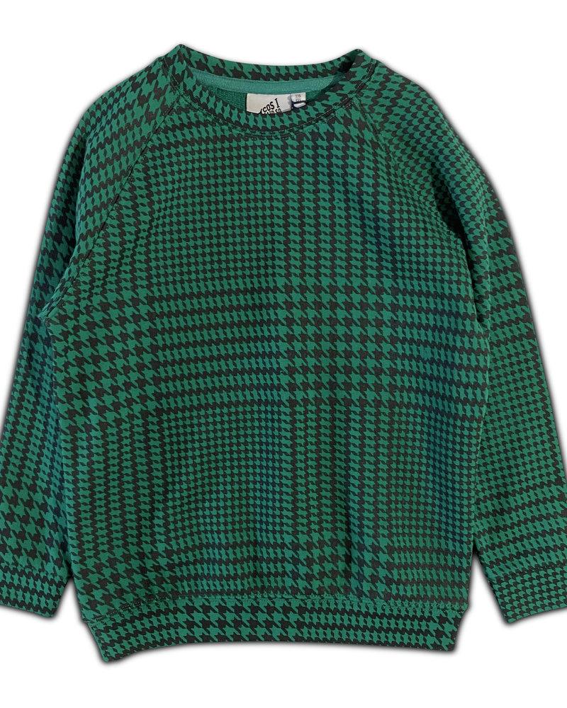 Cos I said so Plaid sweater