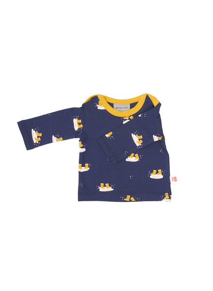 Froy & dind Shirt Theo | Rainboots