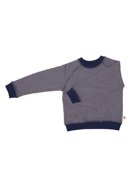 Froy & dind Sweater Ilias | Stripes diagonal