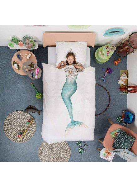 Snurk Dekbedset 1-persoons | Mermaid