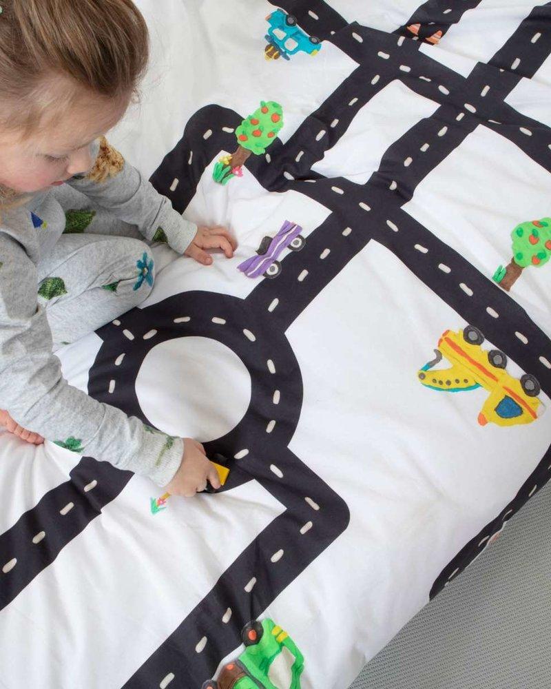Snurk Dekbedset ledikant | Clay Traffic