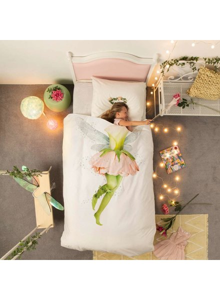 Snurk Dekbedset ledikant | Fairy
