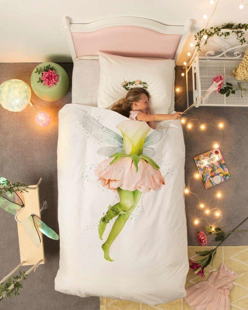Snurk Dekbedset ledikant   Fairy