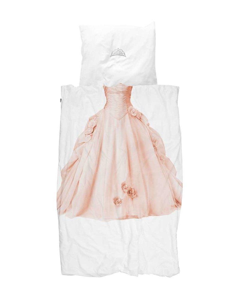 Snurk Dekbedset ledikant   Princess Pink