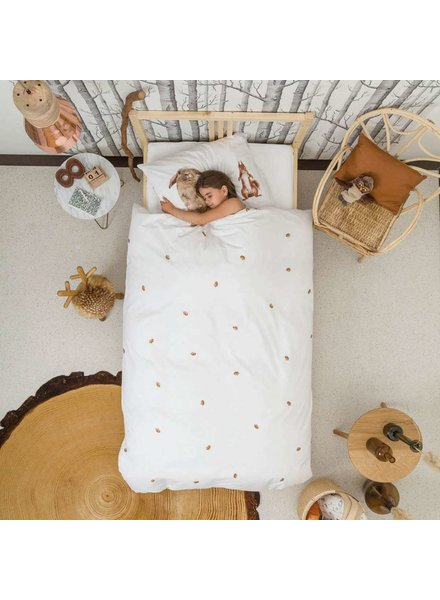 Snurk Dekbedset ledikant | Furry Friends