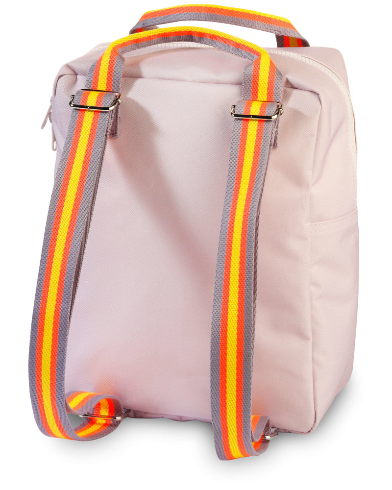 Engel. Rugzak medium Zipper 2.0 Pink