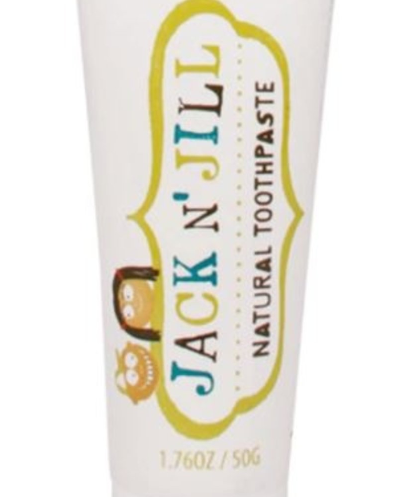 Jack & Jill Tandpasta - Natural