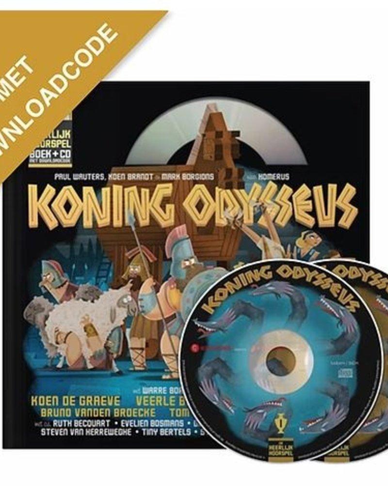 Het Geluidshuis Heerlijk Hoorspel 15 | Koning Odysseus