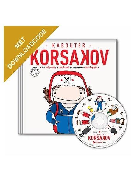 Het Geluidshuis Kabouter Korsakov (4+)