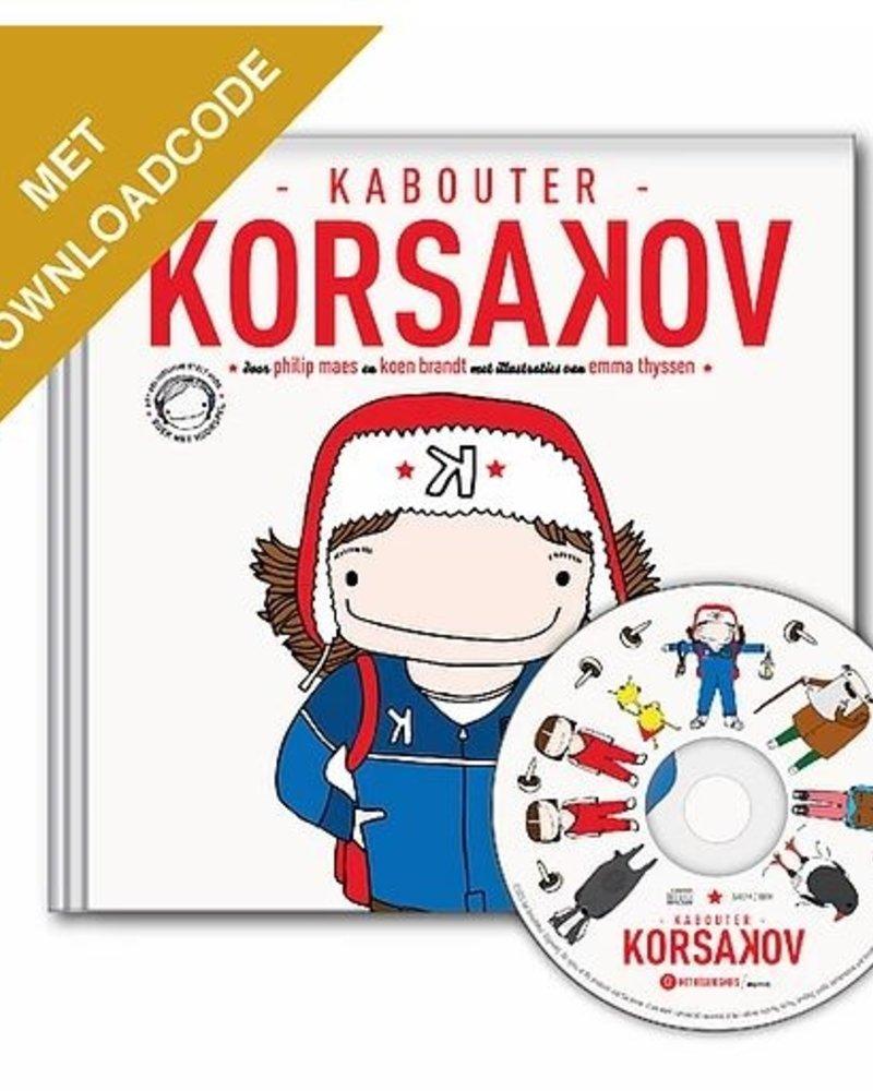 Het Geluidshuis Kabouter Korsakov