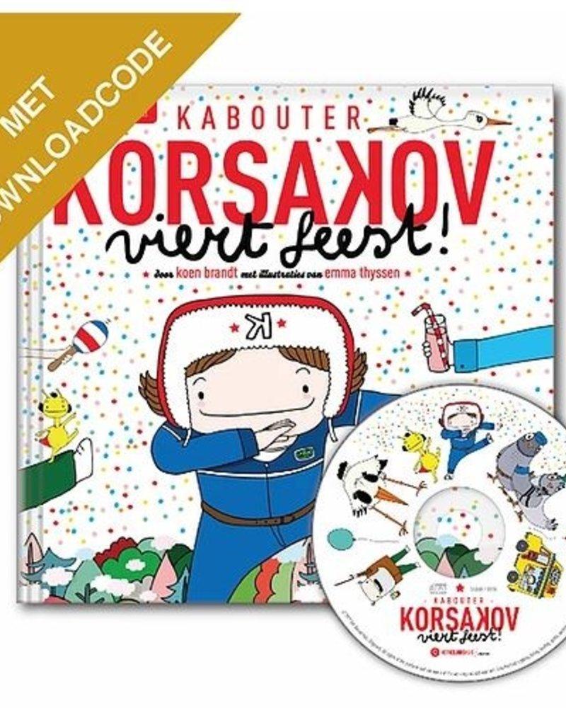 Het Geluidshuis Kabouter Korsakov viert feest!