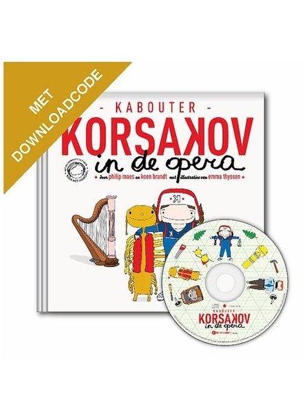 Het Geluidshuis Kabouter Korsakov in de opera (4+)