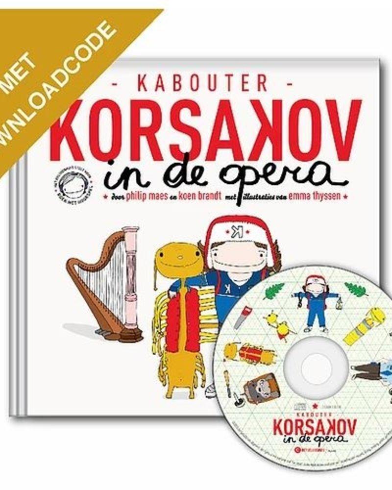 Het Geluidshuis Kabouter Korsakov in de opera